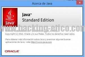 Versión Java