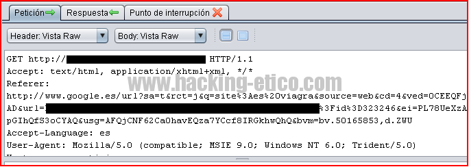 Google Hacking: SEO y Cloacking