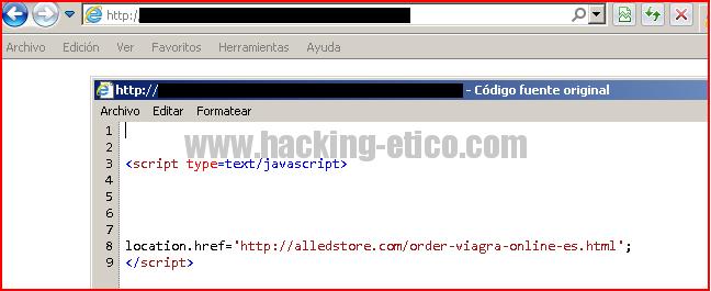Google Hacking: SEO y Cloacking