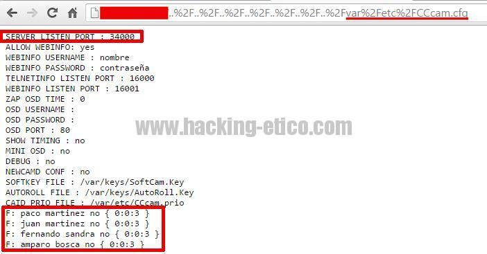 Hacking vía Satélite - Hacking Ético