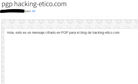 PGP. www.hacking-etico.com