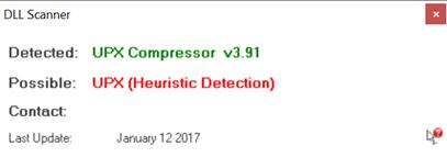 RDG Detector